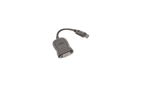 Lenovo DisplayPort to single Link DVI-D Monitor Cable