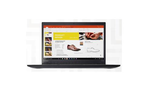 Lenovo ThinkPad T470s nešiojamas kompiuteris