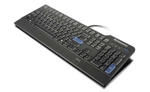 Lenovo Preferred Pro Fingerprint USB Keyboard - Lithuanian