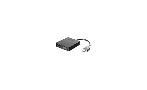 Lenovo Universal USB3.0 to VGA/HDMI Adapter