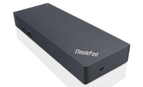 Lenovo ThinkPad Thunderbolt 3 jungčių stotelė