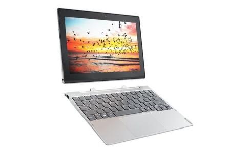 Lenovo MIIX 320-10ICR x5-Z8350; 10.1 colių FHD IPS GL; 4GB RAM atminties 128GB Intel HD400 AC+BT; 2 celių baterija; LTE mobilusis ryšys; Windows 10 Pro