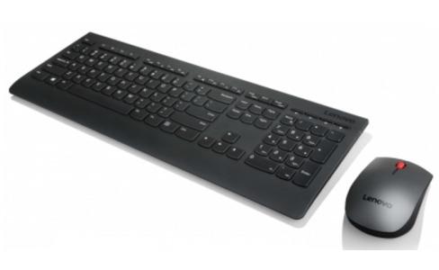 Lenovo Professional belaidė klaviatūra ir pelė