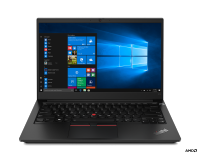 Lenovo ThinkPad E14 Gen2 AMD Ryzen 5 4500U 14.0 colių FullHD (1920x1080) ekranas 8GB RAM atminties 256GB UMA IR-Cam