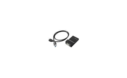 Lenovo USB 3.0 DVI/VGA Mon Adapter